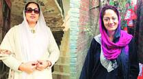 The two women carrying BJP's hopes in Kashmir valley