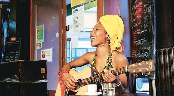 Diawara's songs are about being a woman in Mali and cultural censorship