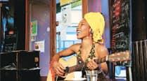 Malian musician Fatoumata Diawara talks about bringing hope through hermusic