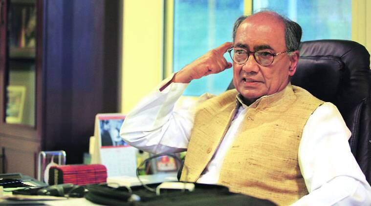 Digvijaya Singh had alleged that the hard disk seized from an MPPEB official had been tampered with to ensure a clean chit to Shivraj Singh Chouhan.