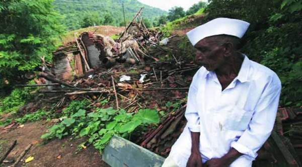 The Malin landslide claimed 151 lives and the destroyed 176 houses.