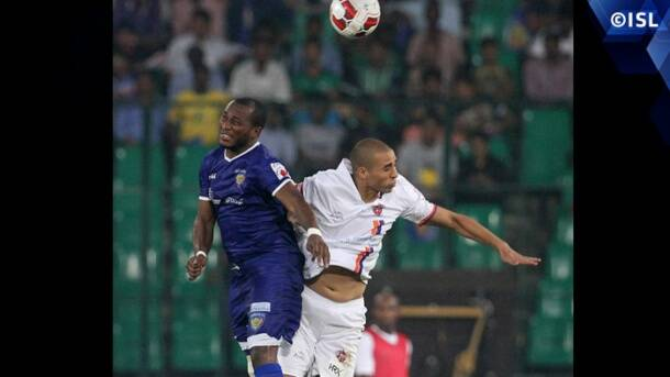 Chennaiyin FC beat Pune City FC 3-1 to go top of ISL table