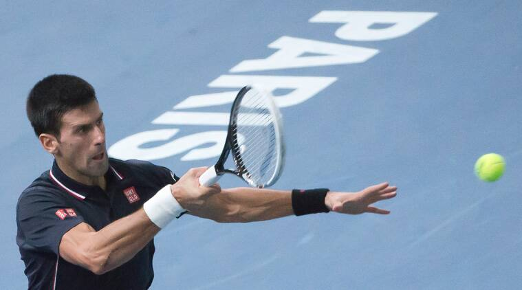 Djokovic perfectly read the seventh-seeded Raonic's serve to prevail in a one-sided encounter. (Source: AP)