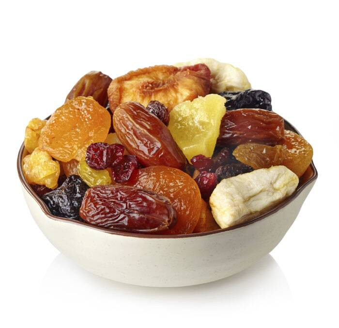 dried fruits healthy super fruits