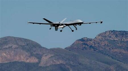 Haqqani commander, two others killed in US drone strike in Pakistan