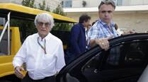 Smaller F1 teams demand talks with Bernie Ecclestone in Abu Dhabi