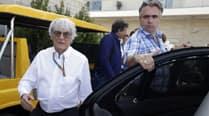 Smaller F1 teams demand talks with Bernie Ecclestone in AbuDhabi