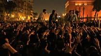 Egypt verdict: Thousands protest for dropping murder charges against ousted president HosniMubarak