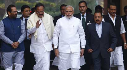 Parliament Winter Session begins, Narendra Modi government ready to face heat