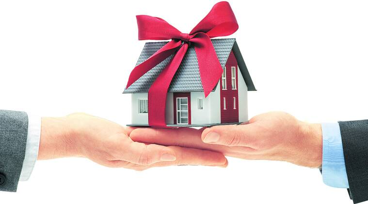 Have a real estate gift? Factor in tax rules | The Indian Express