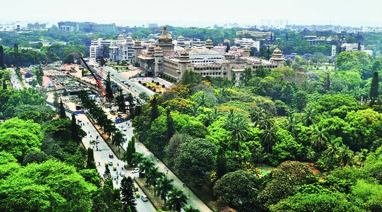 Higher profit margins , transparency in deals and faster appreciation in capital values of homes and an end-user driven market has been luring real-estate players to step into Bangalore from Gujarat.