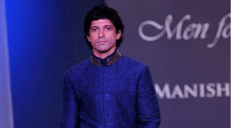 Farhan Akhtar is the first man to hold the role in the organisation's history.