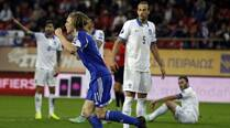 Faroe Islands leapfrog 82 places to No. 105 in FIFA rankings after beating Greece