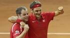Federer legend grows with Davis Cup win