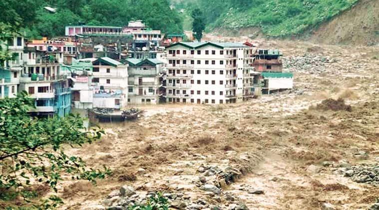 Uttarakhand floods, Uttarakhand floods damage, families affected due to Uttarakhand floods, families affected in Uttarakhand floods, Uttarakhand floods devastation, government relief on Uttarakhand floods, indian express news