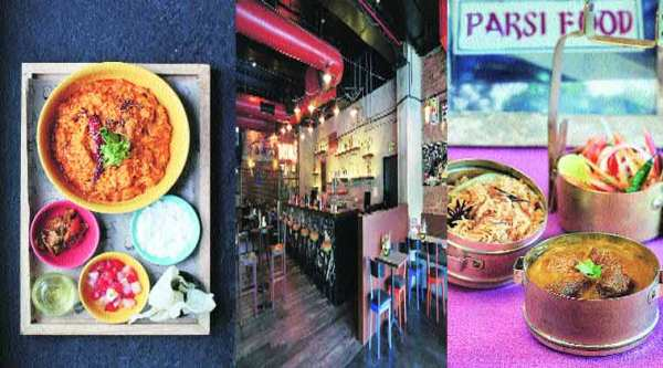 When two popular restaurants spread their wings in the city, how high and far do they fly?