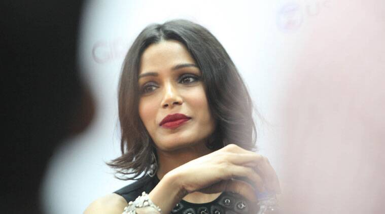 Freida Pinto to attend Nobel Peace Prize ceremony | The Indian Express Freida Pinto