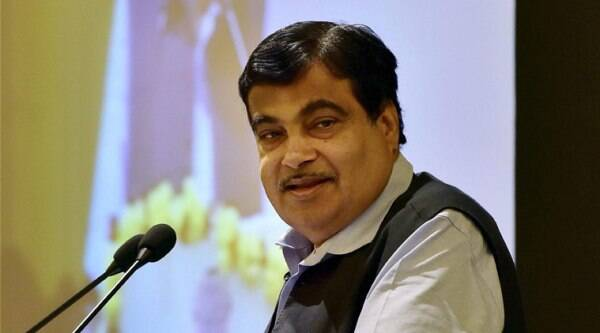 Lack of vision for progress and development is hampering country's growth, Gadkari said. (Source: PTI photo)