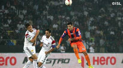 NorthEast play out 0-0 draw against Pune