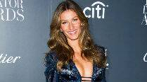 Gisele Bundchen goes topless again