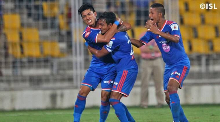 Shaikh Jewel Raja equalised for the hosts after the Dynamos were put ahead as early as in the seventh minute. (Source: ISL)