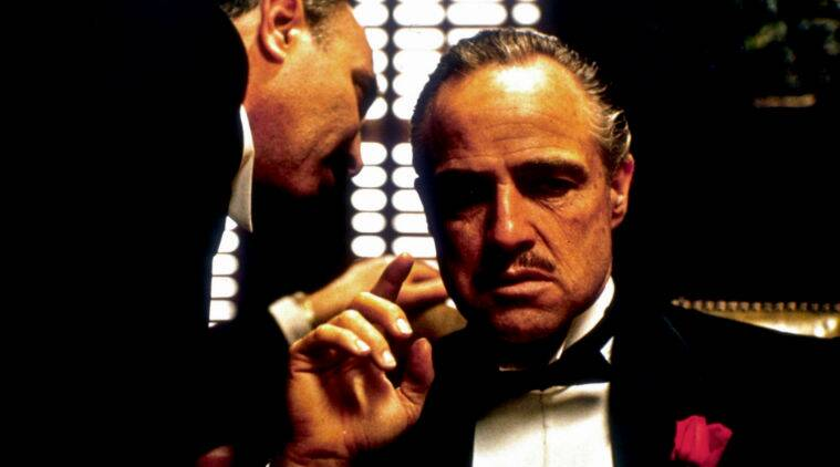 According to Coppola, he envisioned 'The Godfather' as the story of Michael Corleone who reluctantly inherits the family business.