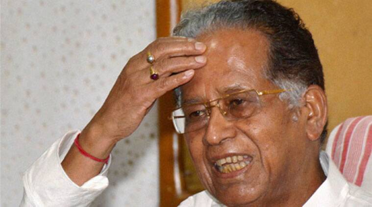 Tarun Gogoi, assam, guwahati, death of 14 persons, tarun gogoi cbi invetigation, cbi, assam news