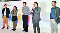 Google India selects five entrepreneurs as SME Heroes from city