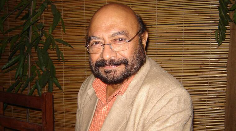 Govind Nihalani: Time moves on...some things become old and some things don't.