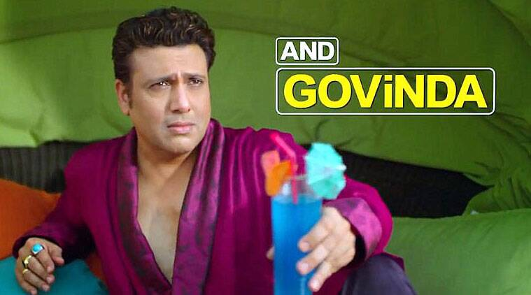 The trailer of the film, which is Raj and DK's take on romantic comedies, has Govinda saying some of the funniest dialogues and Raj says the actor loved the situational humour in the movie.