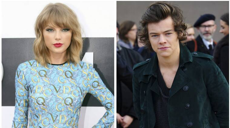 Harry Styles dated taylor Swift from October 2012 to January 2013. (Source: AP)