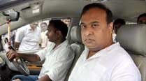 Saradha scam: Assam ex-minister Himanta Biswa Sarma appears before CBI