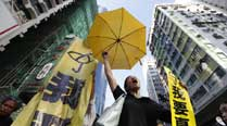 Hong Kong protests: Police arrest key student leaders
