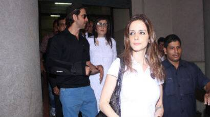 PHOTOS: Hrithik, Sussanne at court to finalise divorce