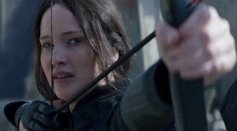 'The Hunger Games: Mockingjay', Part 1 will be released in the UK on November 20.