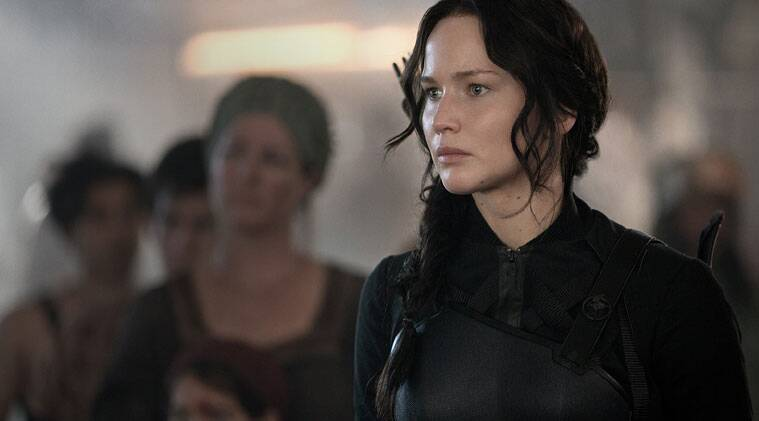 There are no big-ticket fighting scenes in Mockingjay - I.