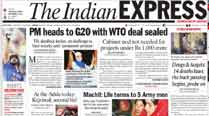 Express 5: Modi heads to G20; scars of Machil encounter still fresh