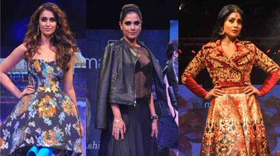 Ileana DCruz, Richa Chadda, Shriya Saran fire up the stage