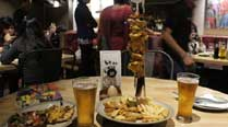 Why I couldn't stop hogging at Nando's: Restaurant review by a true-blue chickenlover