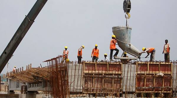 India's manufacturing activity picked up modestly amid stronger output and new order flows, particularly from overseas clients. (Reuters)