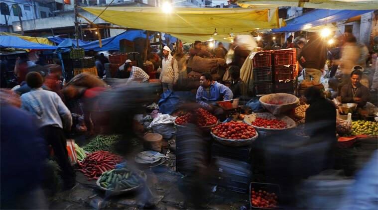 The Wholesale Price Index (WPI) based inflation was at 2.38 per cent in September and 7.24 per cent in October 2013. (Reuters)