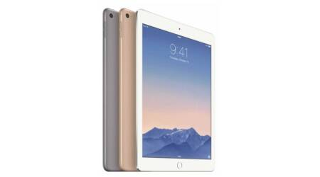 Apple iPad Air 2 and iPad mini 3 up for pre-orders