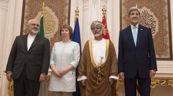 John Kerry though, who held the latest in a string of meetings with Zarif in Oman last week, put the onus on Iran.