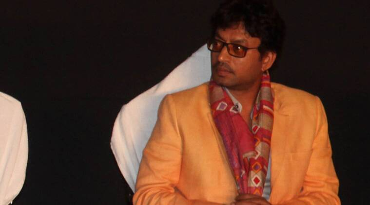 Actor Irrfan Khan has been invited as the special guest to 14th River to River Florence Indian Film Festival, a festival devoted to Indian cinema. (Source: Express Photo by Partha Paul)
