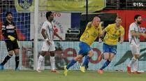Atletico de Kolkata denied goal, point