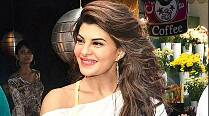 Jacqueline Fernandez shoots a song for 'Roy'
