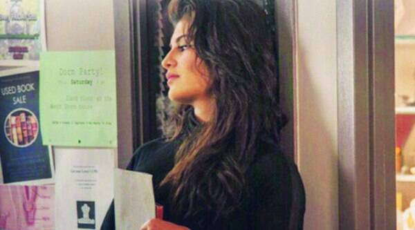 Jacqueline Fernandez plays a student in 'Definition of Fear' | The ...