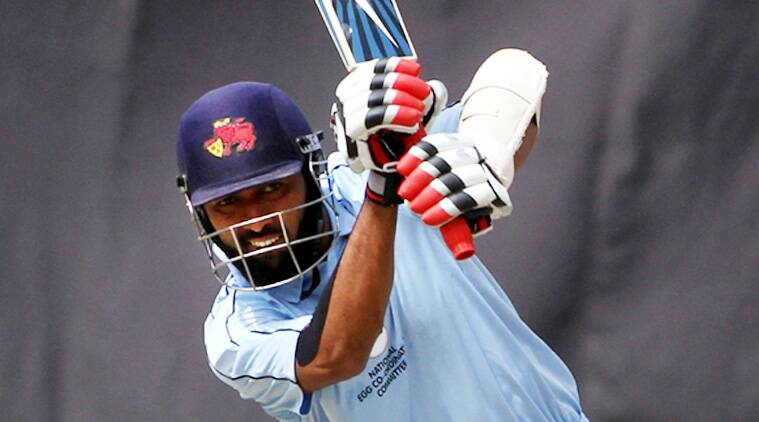 Jaffer struck an unbeaten 83 off 87 balls to take his team to victory in 30.3 overs. (Express file)