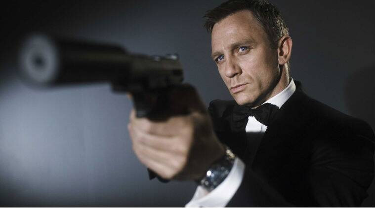 James Bond will reportedly drive the Fiat during a high-speed car chase through the street of Rome.