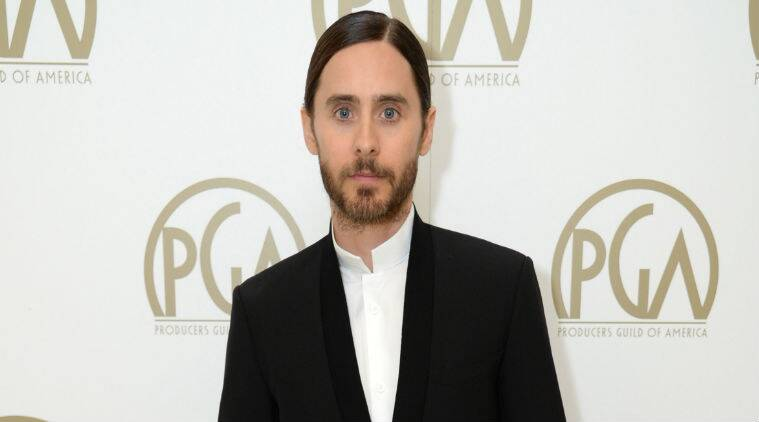 Jared Leto is under consideration for a role in the superhero movie. (Source: AP)